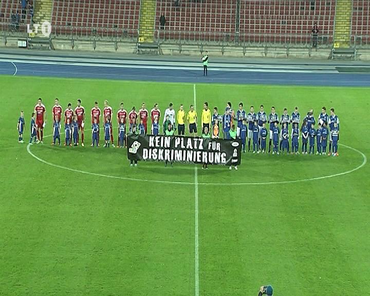 FC Blau Weiß Linz - SK Vorwärts Steyr