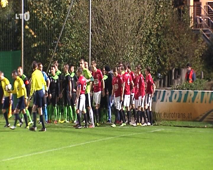 Union St. Florian - FC Pasching/LASK Juniors