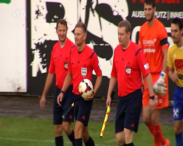 SV GW Micheldorf - SC Marchtrenk