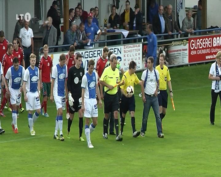 SV Sierning - FC Wels