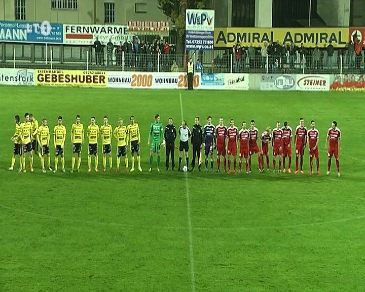 SK Vorwärts Steyr - SV Allerheiligen