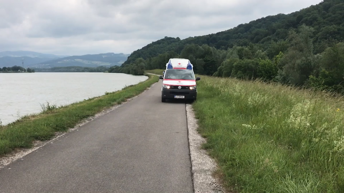 Leiche In Donau