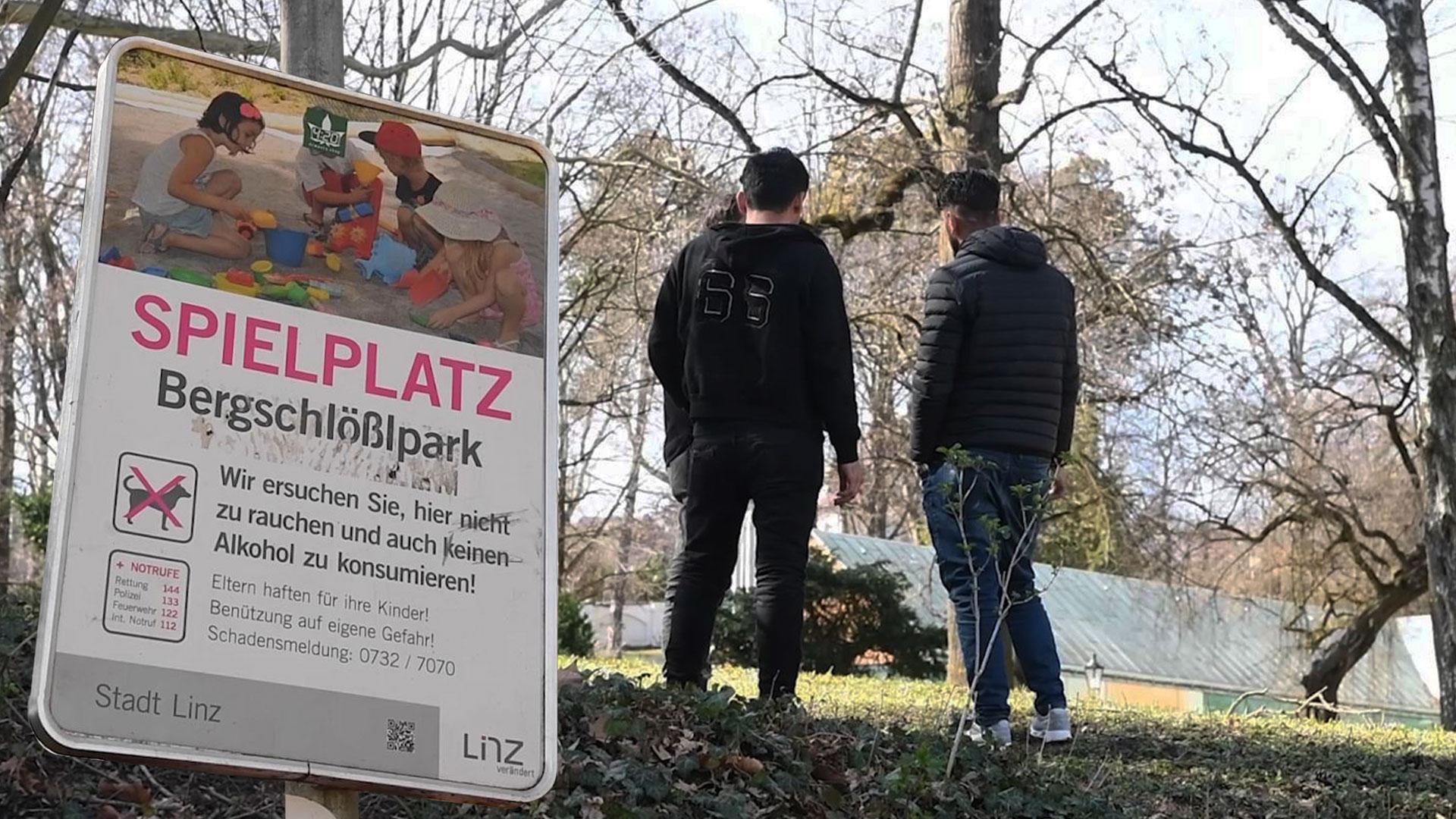 Drogenabhängige Sollen In Bergschlössl Park Lt 1 Oö Größter