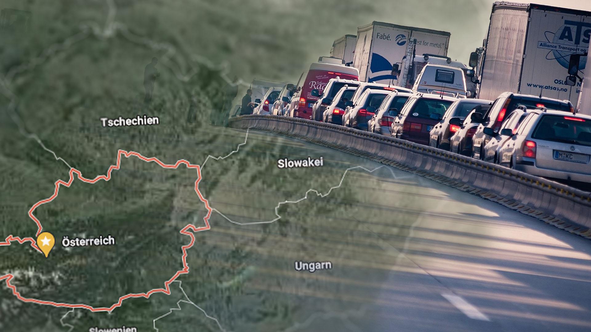 Österreich öffnet Grenzen zum Osten - LT1 - Oberösterreichs ...